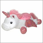 Twilight Buddies magic LED night light - unicorn - by cloud b